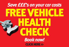 Vehicle Check Special Offer