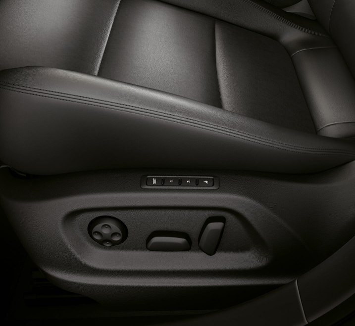 SEAT Alhambra - Electric seat controls